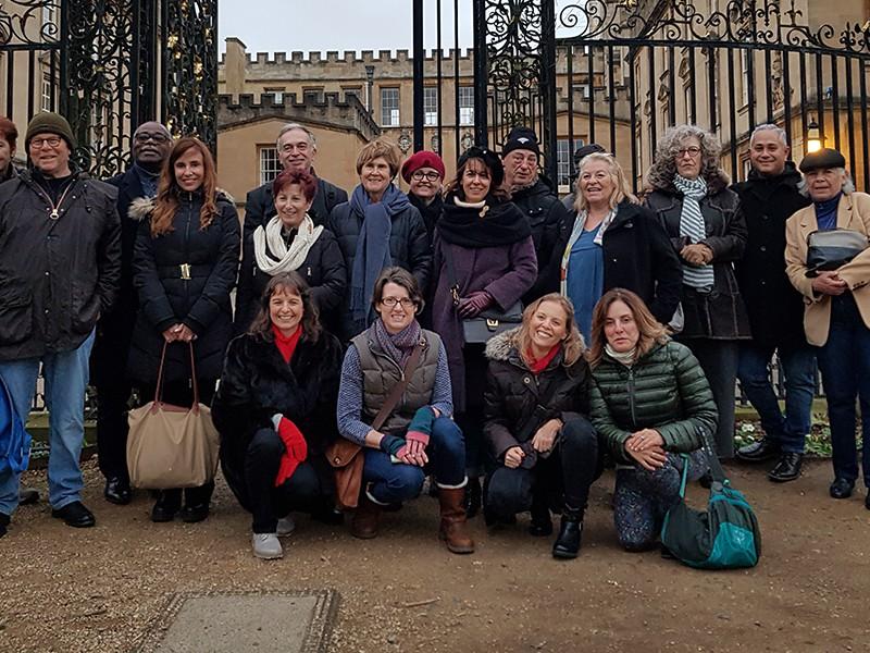 Seminario anual sobre Interpretación: De Buenos Aires a Oxford, sin escalas