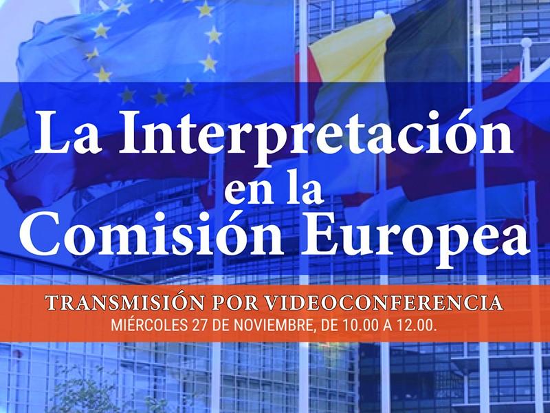 La Interpretación en la Comisión Europea