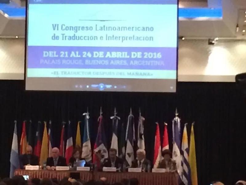 VI Latin American Congress of Translation and Interpretation